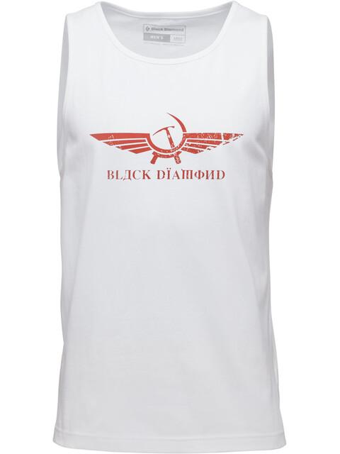 Black Diamond M's Perestroika Tank White